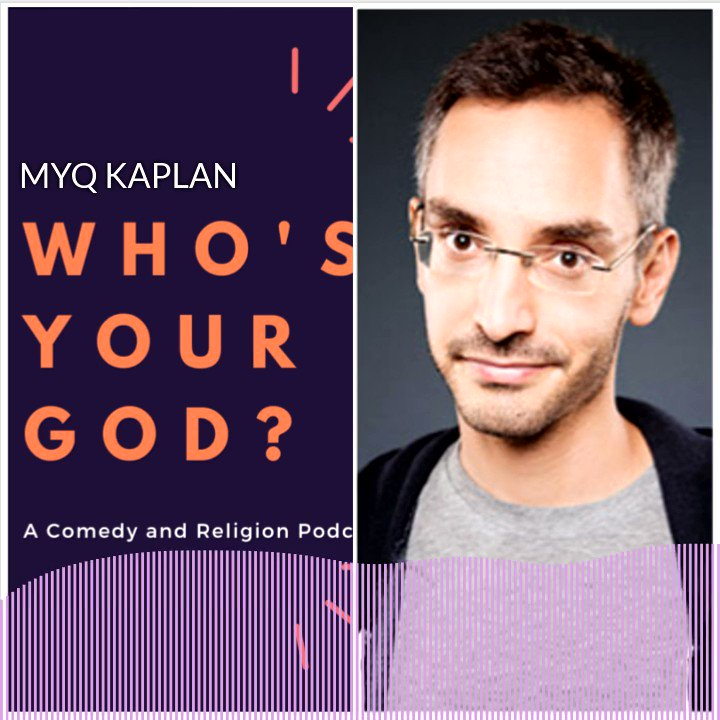 HEAVEN AND HELL + monk + samurai w/ @myqkaplan   ✨✨✨✨  Download the full episode of @whosyourgodcast here: