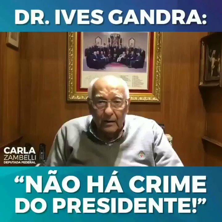 Com a palavra, o Dr. Ives Gandra Martins.