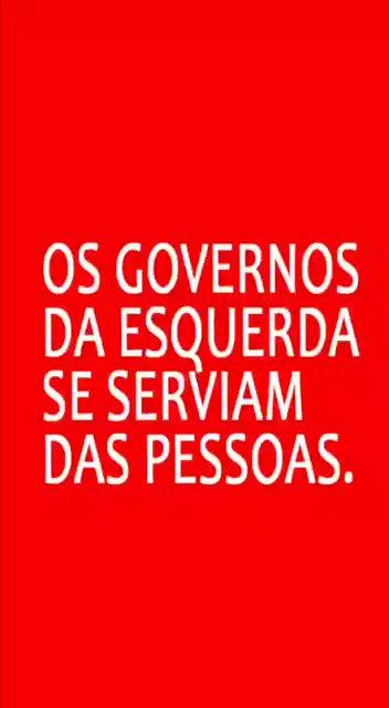 A Grande Diferença. A esquerda se servia do povo. O GOVERNO BOLSONARO serve ao povo. 🇧🇷