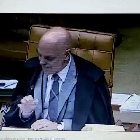 - A liberdade de expressão segundo o Ministro Alexandre de Moraes.