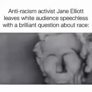 #GeorgeFloydMurder Anti racism activist Jane elliot!!I love this woman.... Must watch