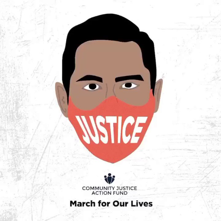 #TimesUp on your inaction and unwillingness to hear our generational cries for equity, justice, and peace. Join us & @AMarch4OurLives in declaring #peaceisessential – but not w/o justice. Police violence is gun violence. #EndGunViolence #GunViolenceAwarenessMonth.