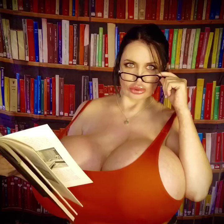 New librarian content coming to Only Fans and Patreon.