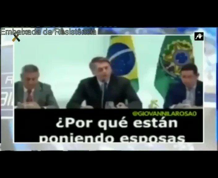 Análise internacional positiva e correta sobre Bolsonaro e Trump!   Vídeo 1 de3  #FechadoComBolsonaro