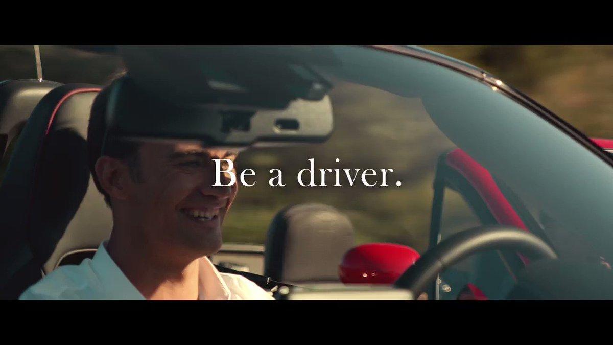 【マツダ100周年:TVCM紹介!】  「それぞれの道を、  それぞれの人生を、  応援したい。   すべての人に、  Be a driverを。」🚗  最新のCM動画をぜひご覧ください!  #マツダ #マツダ100周年 #Mazda100years  ※音が出ますので、ぜひイヤホンを付けてご覧ください。