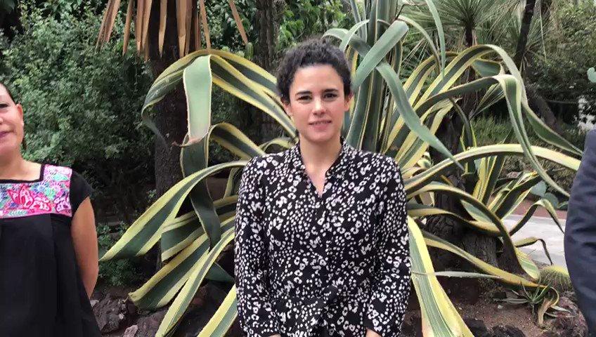 En punto de las 17:00 hrs @LuisaAlcalde, @Mary_Luisa_AG y Javier May informarán sobre los avances de @SemVidaMx, programa que está generando cientos de miles de empleos y recuperando desde abajo el campo mexicano.  Sigue la transmisión a través de nuestras redes.