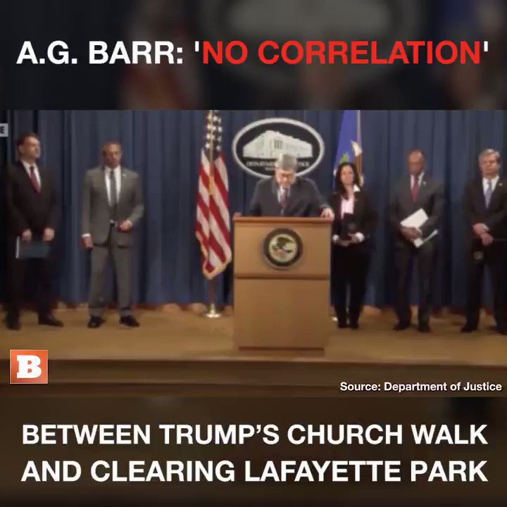 Attorney General William Barr sets the record straight.