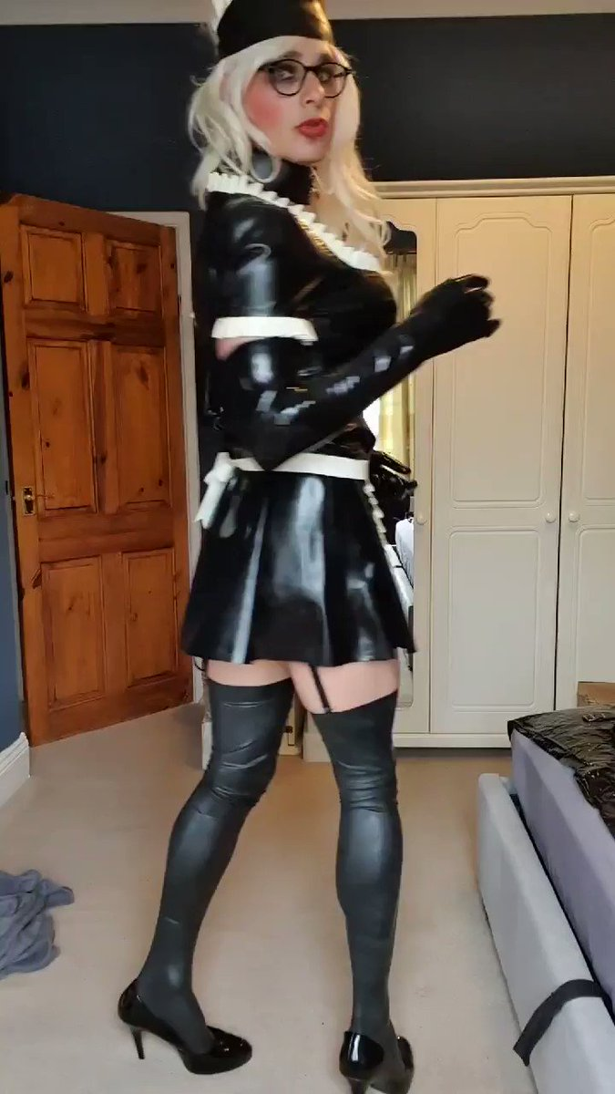 Showing what you really want...🍑 #crossdressing #sissymaid #sissysluts #fetishwhore #fetish #kink #latex #onlyfanspromo #OnlyFansThread  ⭐Follow me⭐Sub↙️