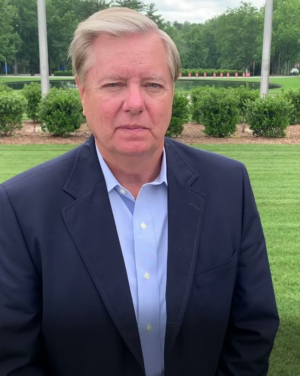 """""""I've known Cory for a very long time. He's a strong supporter of our military. He's always trying to solve problems."""" - @LindseyGrahamSC   👉 Join #TeamGardner before our pre-primary filing deadline tonight:"""