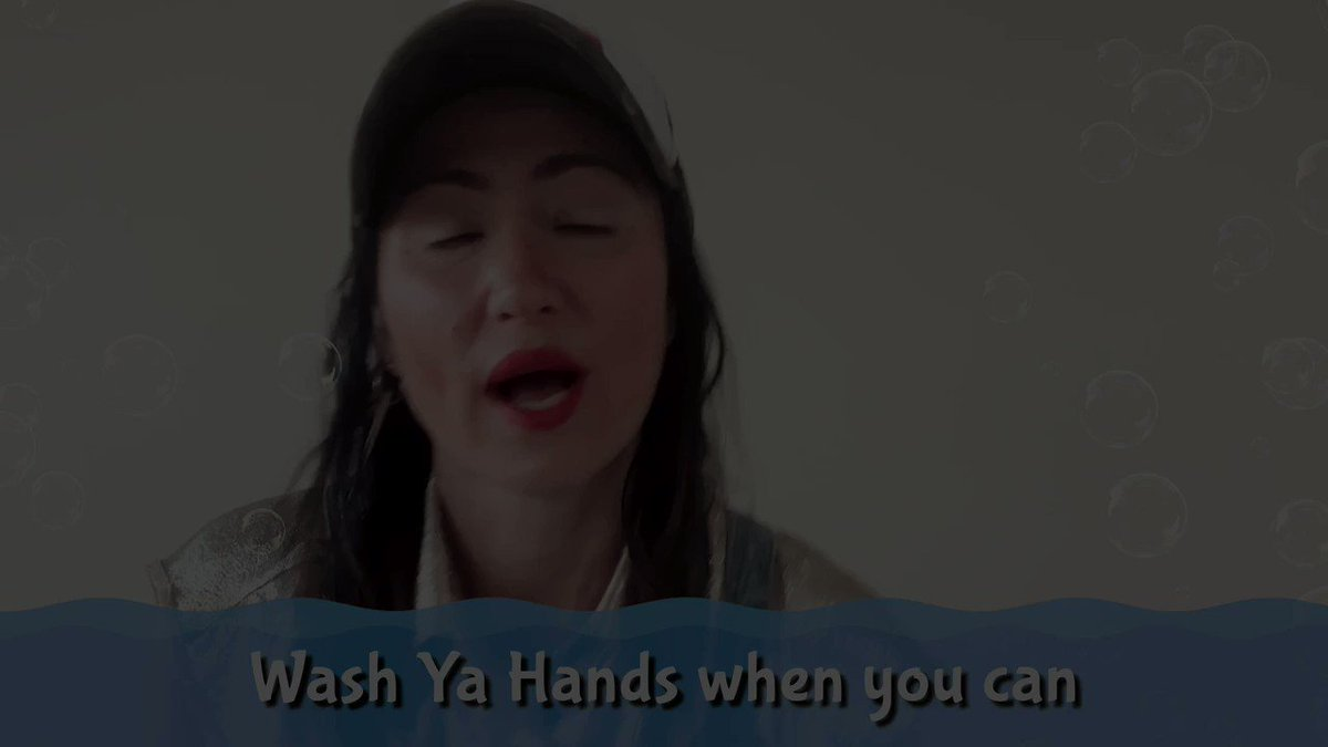 Today is the last day you can submit your entry for a chance to star in @KTTunstall's #WashYaHands music video! 💧👐  All proceeds from the song go to War Child UK and our friends @WaterAidUK ✨