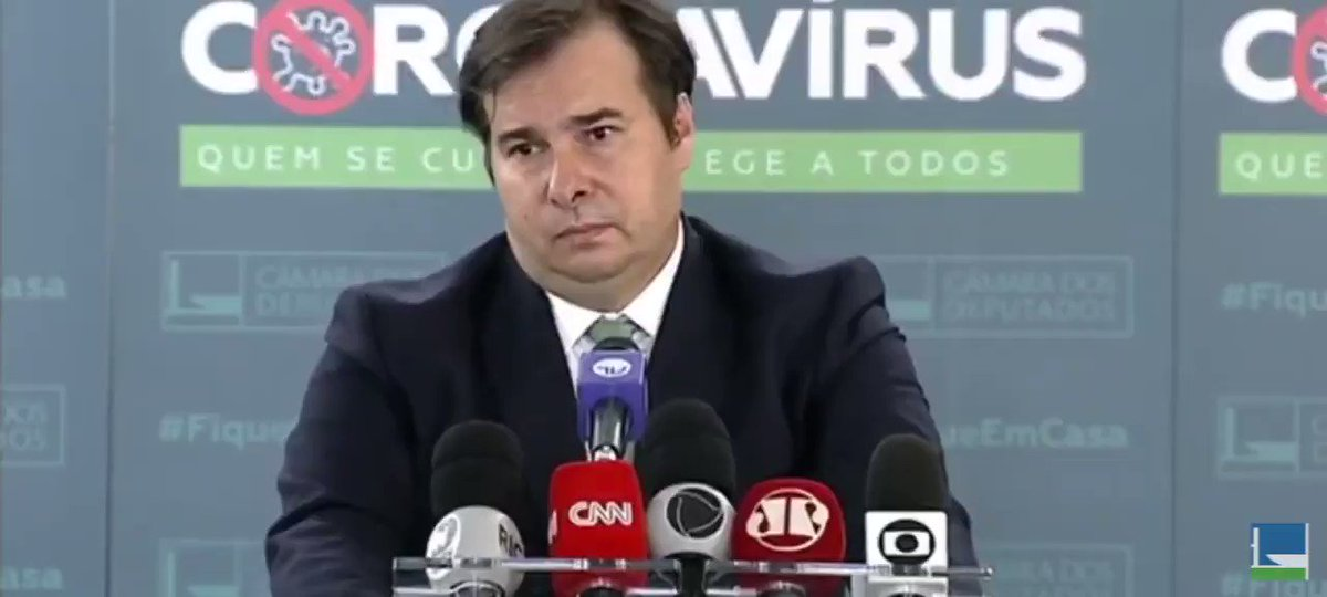 Rodrigo Maia acaba de comentar sobre a ida do ex-ministro da Educação, Abraham Weintraub, para o Banco Mundial.