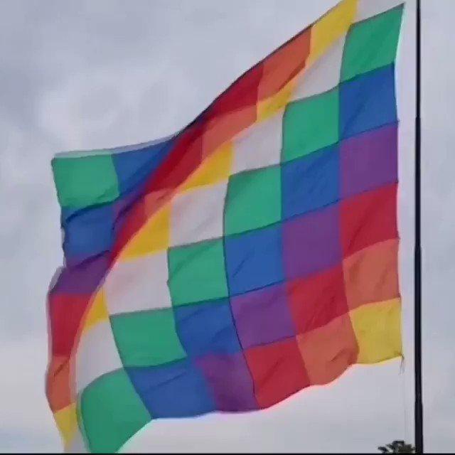 Volveremos millones y devolveremos la libertad y la dignidad al pueblo boliviano.
