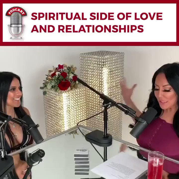"""🎙NEW PODCAST 🎙"""" Espiritual side of love and relationship"""" DONT MISS IT! ✊Click the link"""