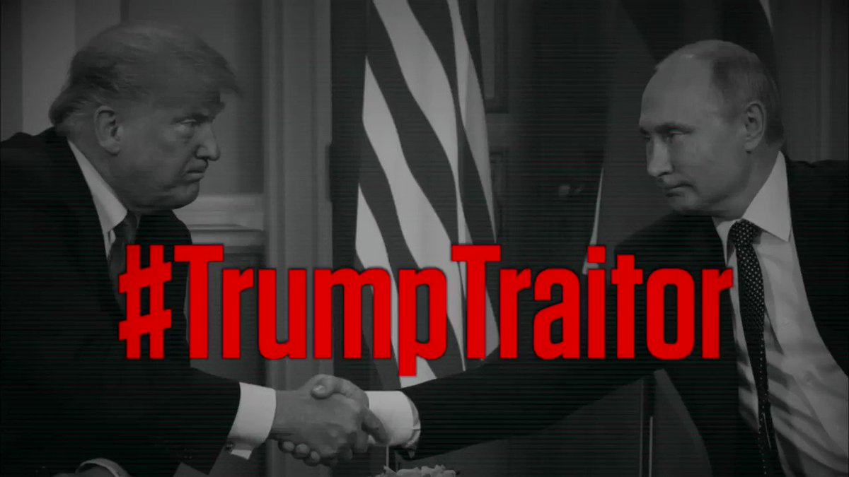 When America needed a Commander in Chief, America got a traitor.  Trump knew since March that Putin had placed and paid the Taliban $$ bounties $$ to kill American soldiers in Afghanistan.  When his soldiers needed him, he looked the other way.  Our latest video:  #TrumpTraitor