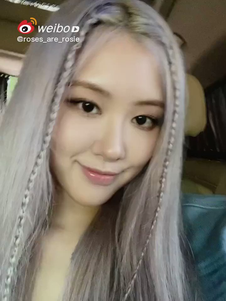 2020.6.30 roses_are_rosie Weibo Update