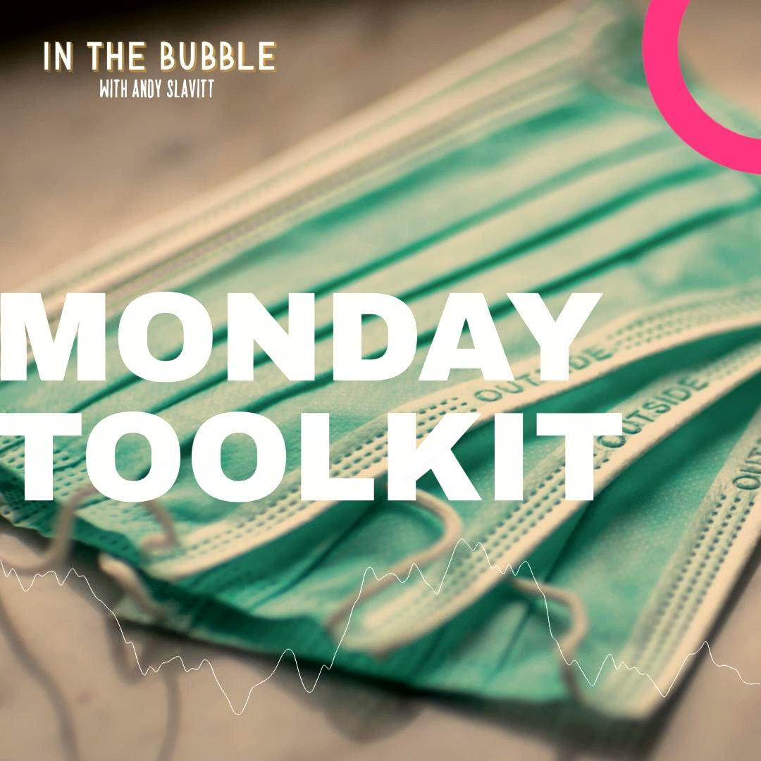 Mask-wearing is the simplest proven way you can protect yourself and others—so why has it become so controversial? @ASlavitt, Natalie Davis, and @lanheechen attempt to make sense of it all on this week's #InTheBubble Monday Toolkit.   Listen here: