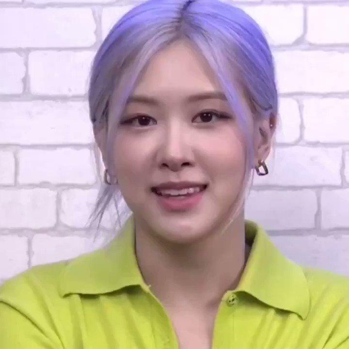 best girl #ROSÉ  #로제 #BLACKPINKonBLUEROOM