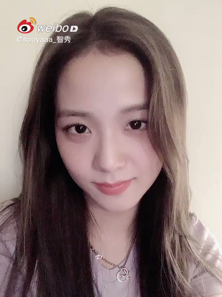 20200630 Jisoo Weibo  Hi, everyone! I'm Jisoo. It's so nice to meet you on Weibo. In order to communicate with CN fans this time, I opened WB account, hope to see you guys more in the future.  Thanks,I love you.  Good pronunciation baby😘  #BLACKPINK   #JISOO   #블랙핑크   #지수