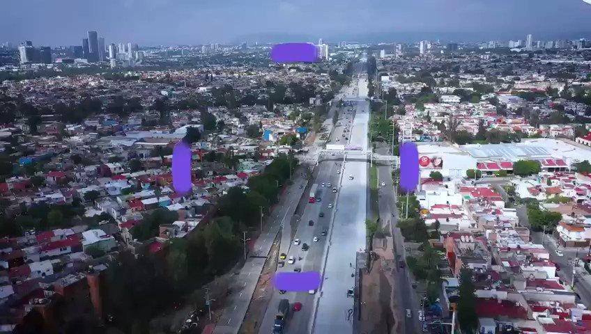 #MiMacroPeriférico es una muestra más de como en Jalisco se avanza en una movilidad con claridad de los conceptos de #CiudadHumana y #SeguridadVial