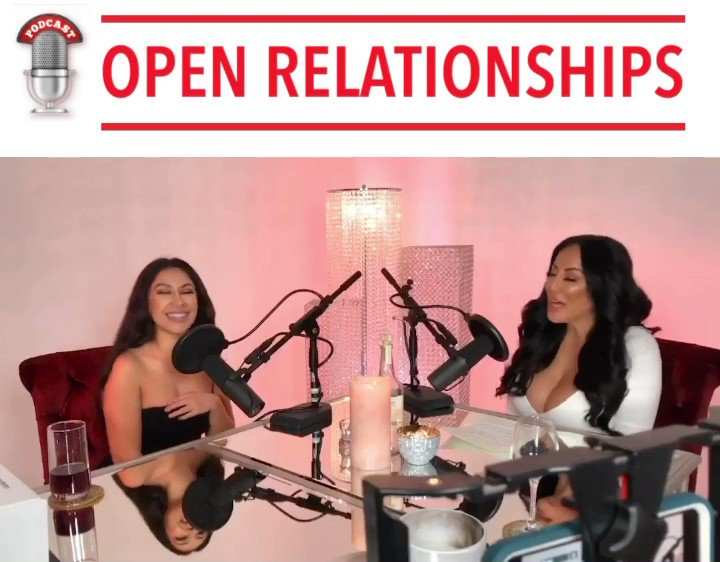 """🎙Season 1 Episode 6🎙 Topic """"Open Relationships"""" staring through one and only @hoeass_ariel 🔥🔥🔥 Find out do's and dont to get your woman or man to agreeing for one! And the rules of having a threesome! 👅💦💦💦💦💦"""