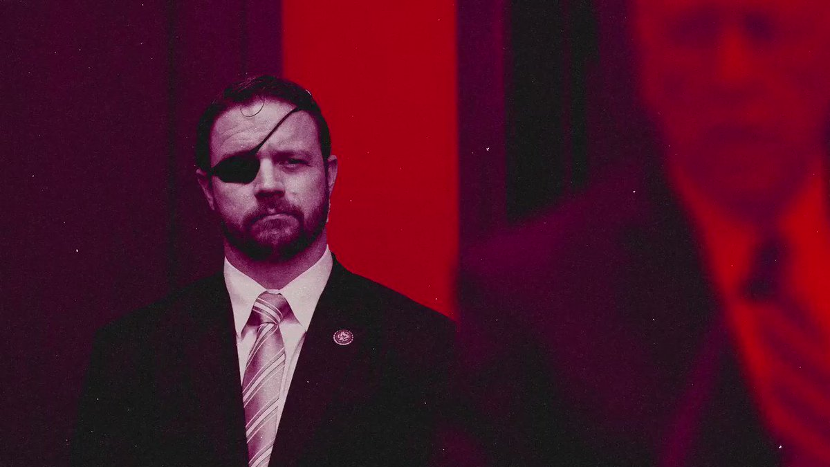 Republican Dan Crenshaw is going to publicly soil his pants when he sees this ad his opponent just released. Please retweet to make sure he loses his shit.