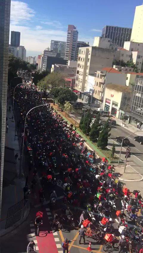 Em São Paulo #BrequeDosApps