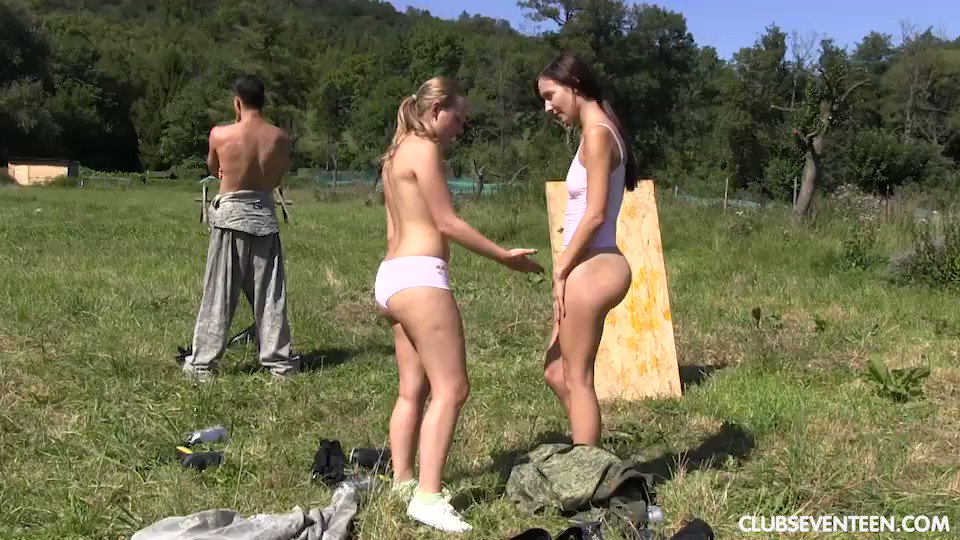 How About Me, You and a Friend Having a Threesome Outdoors. Watch it now on:    ENJOY! #SecretFriends