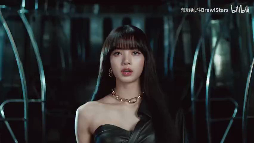 Send us your favorite scene from lisa new cf with Brawl Stars! Don't forget to use #LISAforBRAWLSTARS @BLACKPINK