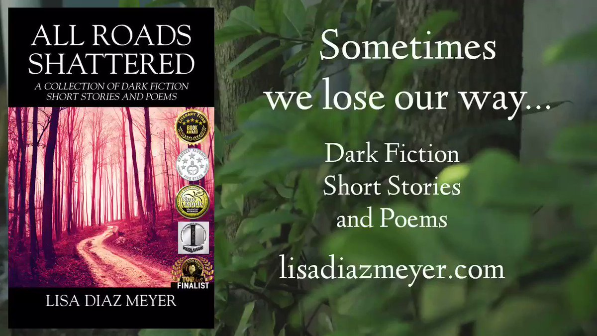 Sometimes we lose our way... ALL ROADS SHATTERED  Dark Summer Reading available at #Amazon #Kindle and more!  Links & info at   #postapocalyptic #sciencefiction #paranormal #horror #literaryfiction #shortstories #darkfiction #darkpoetry #poetry