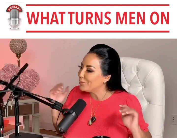 """🎙Season 1 Episode 2🎙 Topic """"What turns men on"""" 😉👅💦💦💦💦 Guest host @derrickpierce had me laughing my ass! 🥰 P.S. we once dated so this was a fun one to have on the show 🤣"""