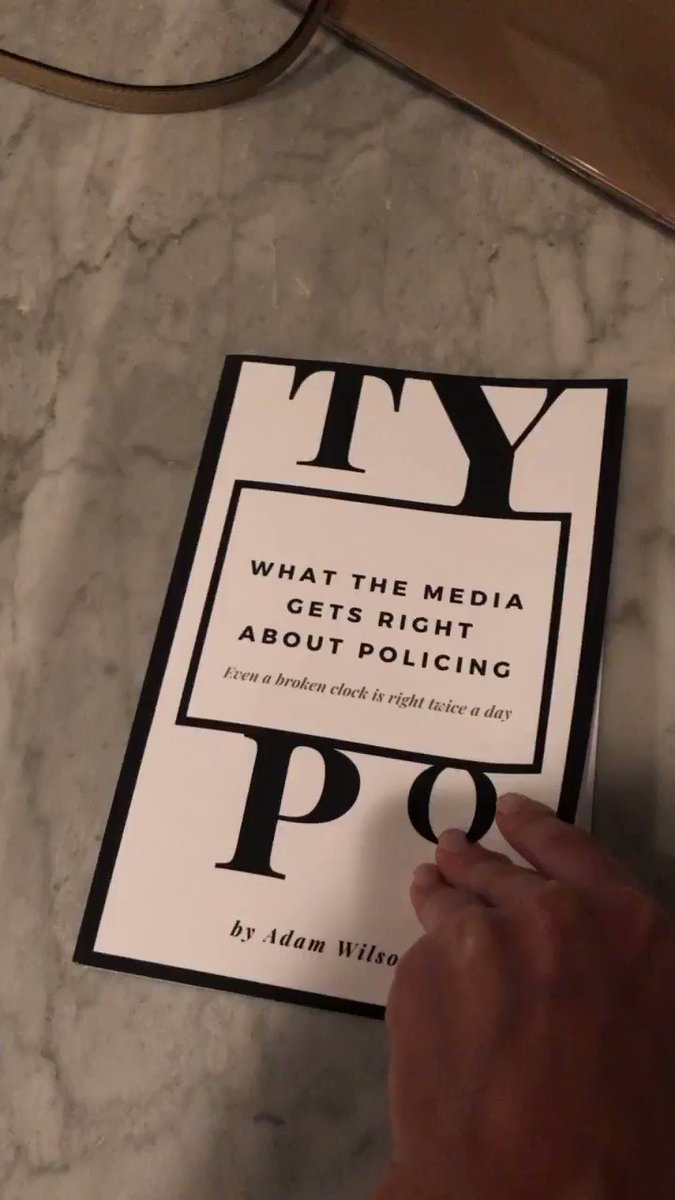 What the Media Gets Right About Policing....