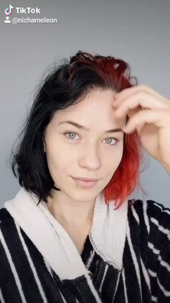 I got a hair refresh and did my face 🥰 thought it would make a cute video 💕