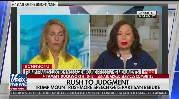 """.@brithume rips the media for their coverage of President Trump's Mt. Rushmore speech:  """"I don't think I've ever seen such dishonest and biased coverage of any event."""""""