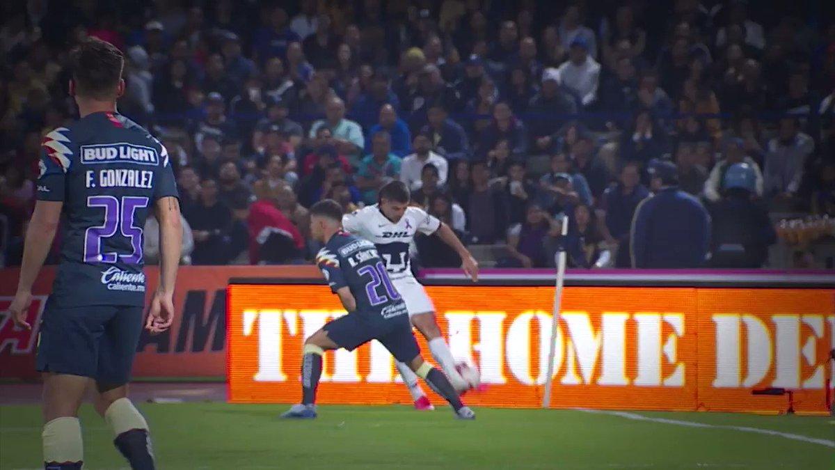 El fútbol mexicano regresa a #TUDN   Arranca la #CopaGNPPorMexico 🏆🥳  Martes 7  🔴⚫ @atlasfc 🆚 @MazatlanFC ⚓  🐾 @PumasMX  🆚 @ClubAmerica 🦅  📺   @TUDNMEX  | @MiCanal5