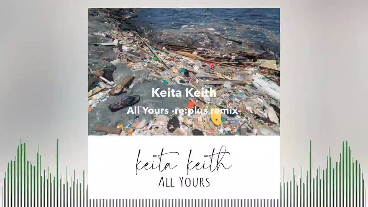 🎉New Release🎉  Keita Keith『All Yours』のremixを制作しました✨  シングル2曲目に収録されています。 お使いのサービスで是非チェックしてください👍↓↓   #applemusic #spotify #keith #replus #remix
