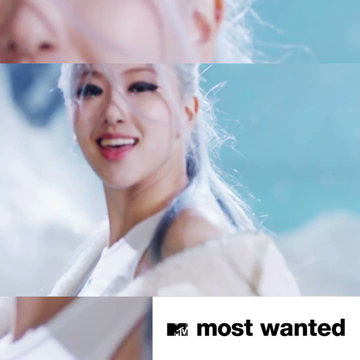 Our MTV Most Wanted music video of the week is @ygofficialblink's  #HowYouLikeThat 🖤💖 Check out the video in full on MTV now‼️