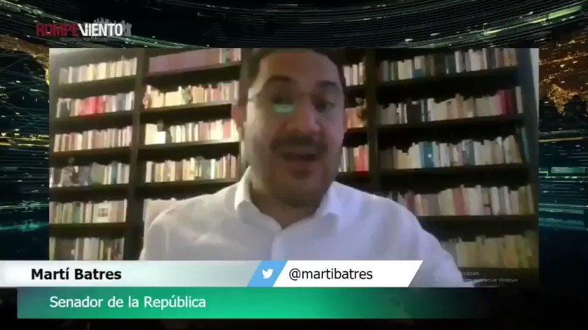 En @RompevientoTV con @luisghernan analicé la visita del presidente López Obrador a los Estados Unidos. En el link pueden ver la entrevista completa: