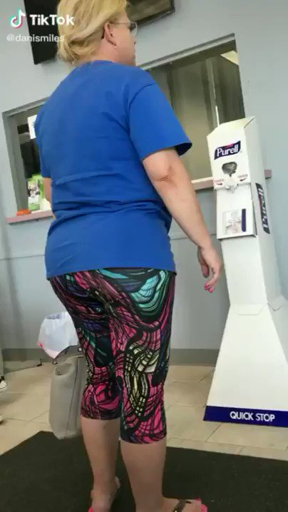 "This lady refuses to wear a mask at the dentist's office.  Says it's against the law to take her temperature because she ""talked to her attorney"" before she came.   It never ends..."