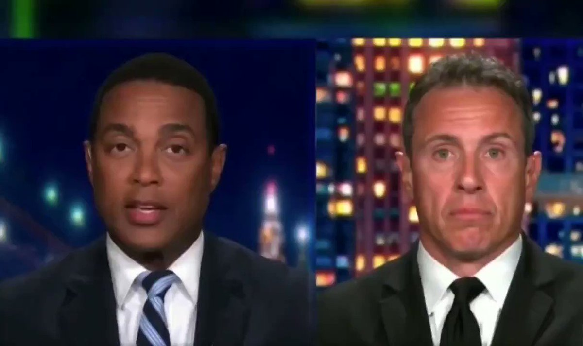 """.@CNN's @DonLemon: """"Jesus Christ... if that's who you believe in, Jesus Christ, admittedly was not perfect when he was here on this earth.  So why are we deifying the founders of this country?"""""""