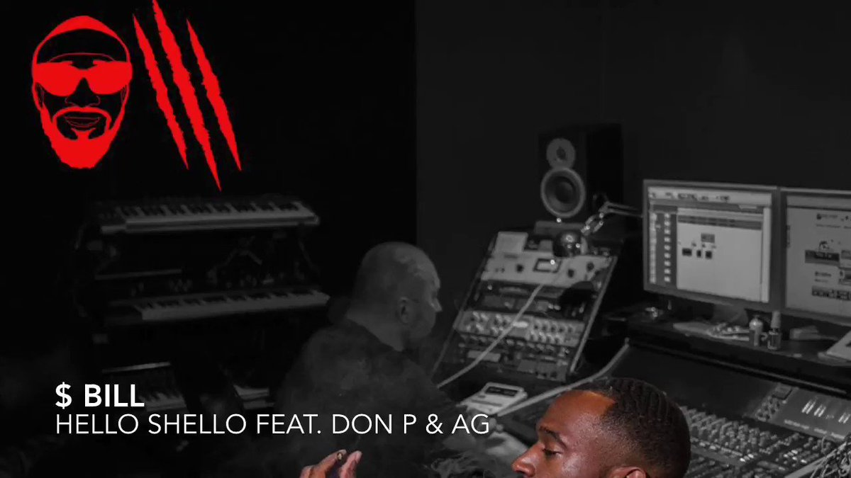 """""""$ Bill"""" feat. Don P & A.G. (prod. Rob Thomas) SNIPPET. Shello Season 3 drops MIDNIGHT on all streaming platforms! #spotify #tidal #AppleMusic #itunes #newmusic #playlist #youtube #preview #snippet"""
