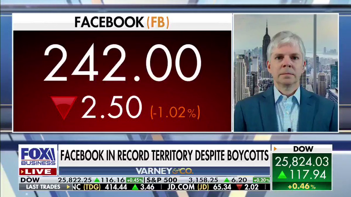 Despite an advertising boycott of #Facebook, will it still play a major role in the #2020Elections? @jvanderson of @SocialFlow says the quarantine has worked in the favor of both Facebook and political campaigns. #SocialMedia #SocialFlow #VarneyCo