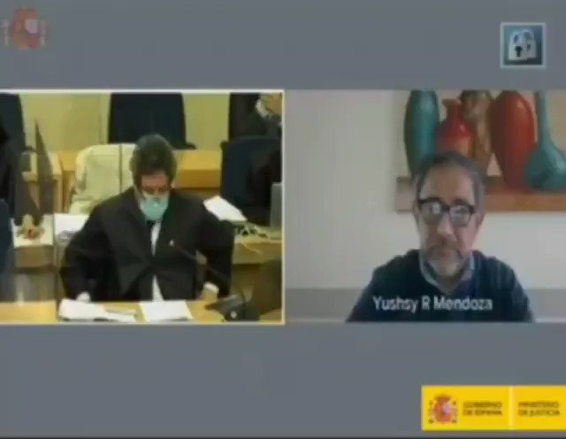 #VIDEO   El Teniente Yusshy Mendoza confesó que el expresidente de @ARENAOFICIAL, Alfredo Félix Cristiani, siempre supo sobre el plan para masacrar a los sacerdotes jesuitas, y nunca se opuso.