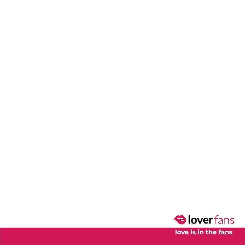 Wow tengo un nuevo seguidor, ya estás más cerca de convertirte en LoverFan. Sígueme y podrás ver mis contenidos en abierto  y siendo LoverFan podrás ver todos mi contenido exclusivo