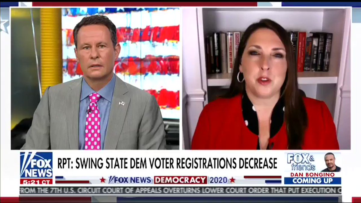 We have registered more voters already than we did during in the entire 2016 cycle!   And we have activated well over a MILLION volunteers to help re-elect @realDonaldTrump and Republicans nationwide.