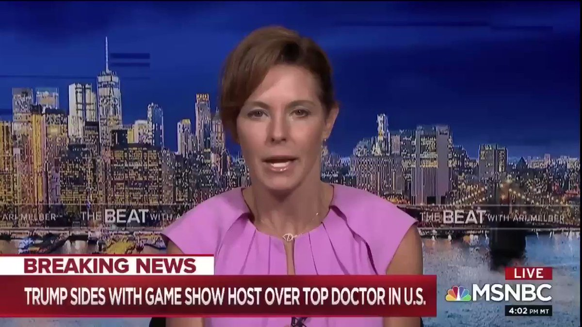 Ruhle: Here's specifically what Chuck Woolery was doing when Dr. Anthony Fauci was helping find a cure for AIDS