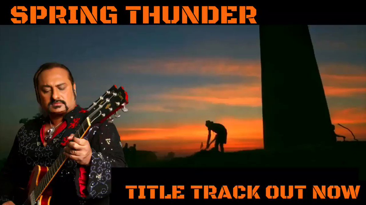 Listen to my track from the movie #SpringThunder by @SriramDalton sung by the fabulous singer @MeghaDalton OUT NOW!  Check out the track & show some love   —— #LesleeLewis #NewSong #NewRelease #OutNow #MovieTitleTrack #TitleTrack #Srriramdalton #MeghaDalton