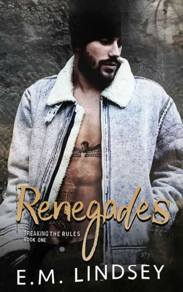 """Here is your chance to win a free copy of """"Renegades"""" by E.M. Lindsey  #emlindsey #romance #lgbt #fiction #novel #lesbian #together #instagay #gayboy #moviefied #ebook"""