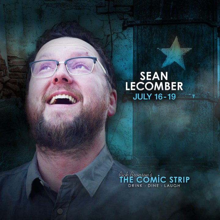 NEED A BREAK FROM REALITY?! We've got your CURE -💉a Dose of #Laughter 🤣- This week from #TheTonightShow #JustForLaughs & More - it's the incredibly gifted @slecomber - Easily one of the best comedy writers of our generation! ℹ️& 🎟: #YEG #Comedy #Laugh