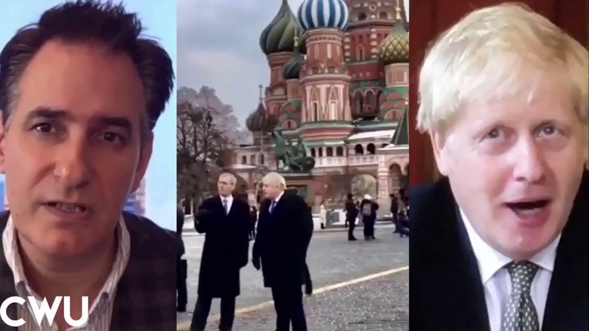 """Boris Johnson tells voters   """"There's absolutely no evidence I've ever seen of any Russian interference in UK democratic processes""""  We now know the truth twisting charlatan had actively not looked for any! RT if you think public should know #RussiaReport"""