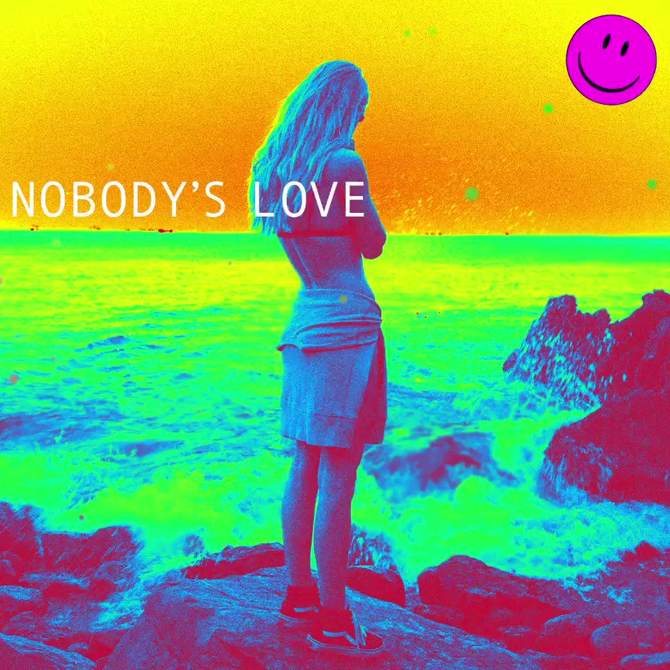 Lonely like an island... #NobodysLove